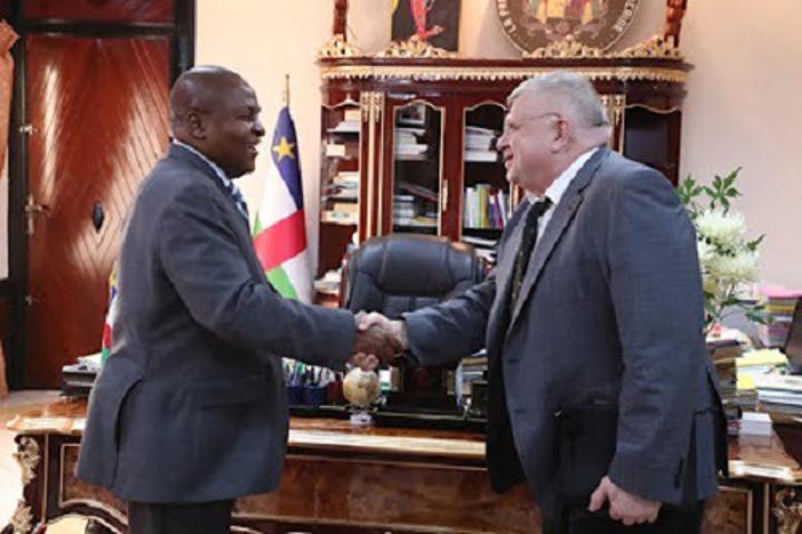 RCA: le gouvernement tchadien condamne les propos tenus par l'ambassadeur de la Russie en Centrafrique, Vladimir Titorenko