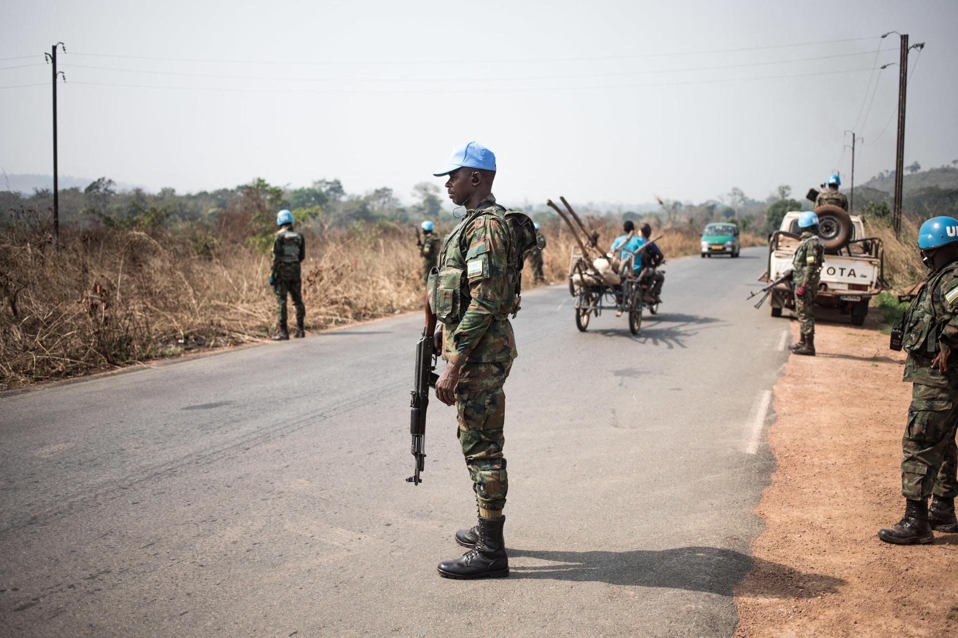 Centrafrique : le groupe armé le plus puissant du payss'engage à quitter la coalition rebelle