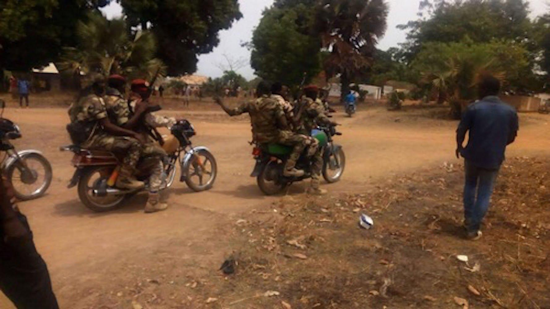 RCA: la sous-préfecture de Aba( nord-ouest) reprise par l'armée nationale et ses alliés