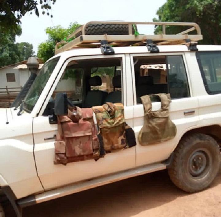 RCA: braquage de 7 véhicules humanitaires à Bakouma, les rebelles accusent OCHA d'avoir transporté les soldats FACA