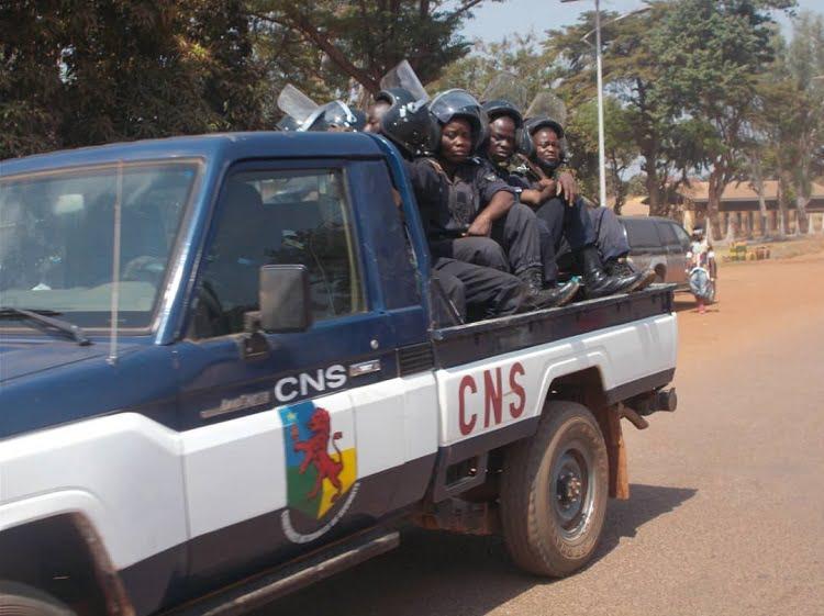 RCA: un braquage au quartier Galabadja, dans le huitième arrondissement de Bangui, un homme tué