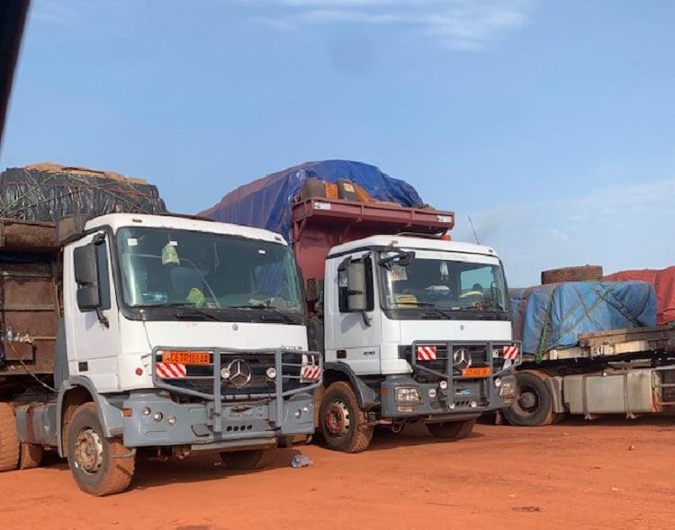 Corridor Douala-Bangui: la Minusca s'engage à sécuriser trois départs de convois marchands par semaine