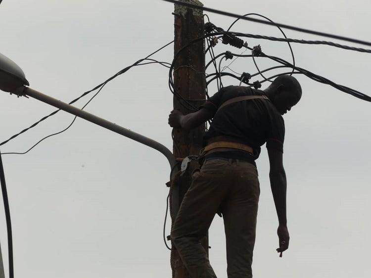 République centrafricaine: une panne d'électricité plonge à nouveau la capitale Bangui dans le noir