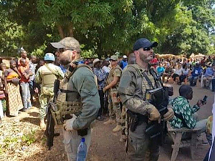 RCA: la ville de Nzako reprise par les mercenaires russes et syriens