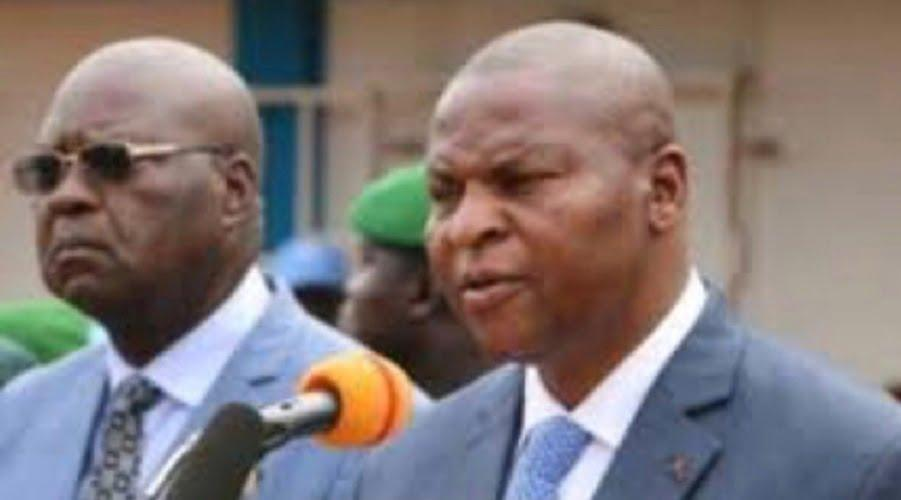 RCA: l'ancien Premier ministre Simplice Mathieu SARANDJI hospitalisé à Bangui