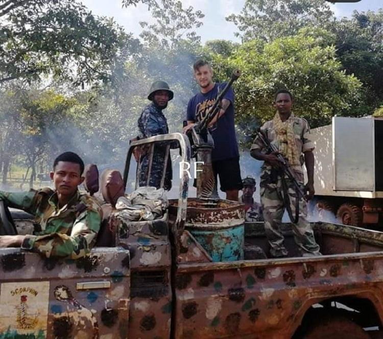 Conflit d'exploitation minière en République centrafricaine, les Chinois accusent les Russes