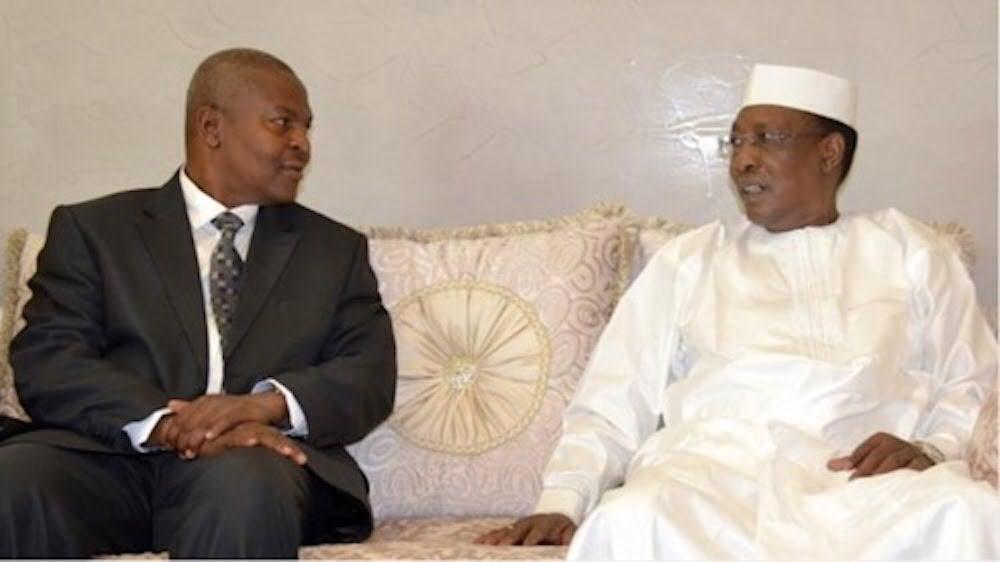 La mort d'Idriss Deby plonge Bangui dans la paranoïa, la fille de Abakar Sabone devient première dame au Tchad