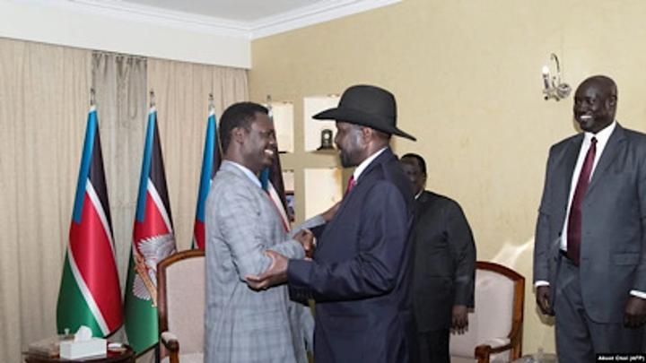 Un ancien chef rebelle nommé gouverneur du Darfour