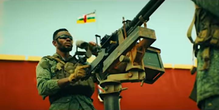 """Un film patriotique russe, """"Touriste"""", tourné en Centrafrique"""