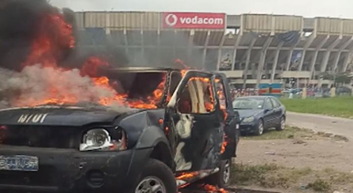 La fin du ramadan tourne à l'émeute à Kinshasa (Vidéo)