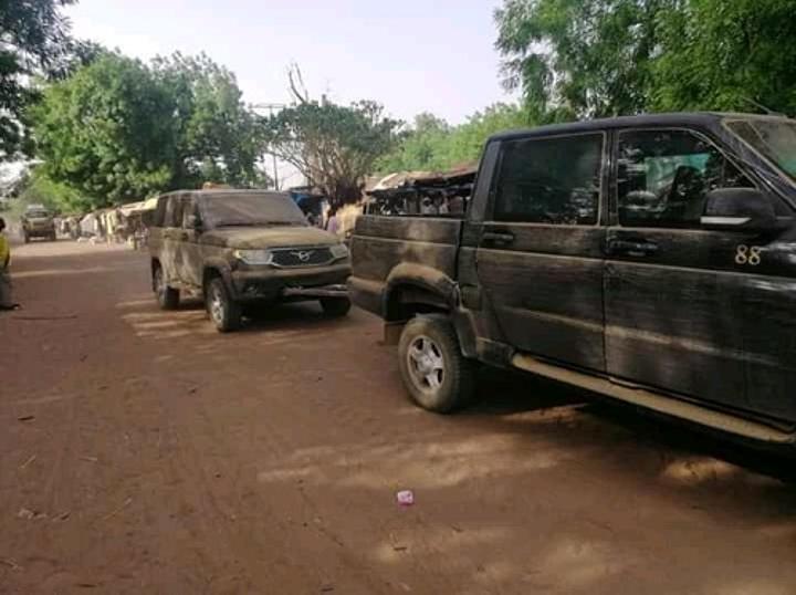 RCA:arrivée à Bangui des gros engins d'extraction minière russe