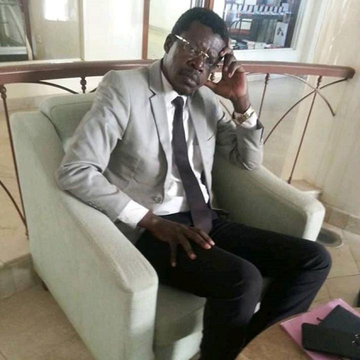 RCA: le Directeur de publications du quotidien de Bangui, Monsieur Landry Ulrich Nguema- Ngokpele a été arrêté et transféré à Ngaragba