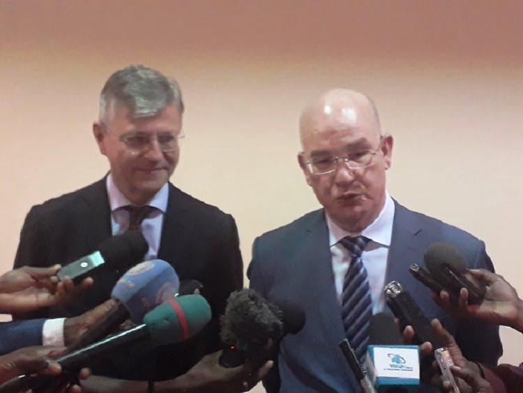 Fin de mission conjointe de l'Union africaine, de l'Union européenne, de la CEEAC et des nations unies en République centrafricaine