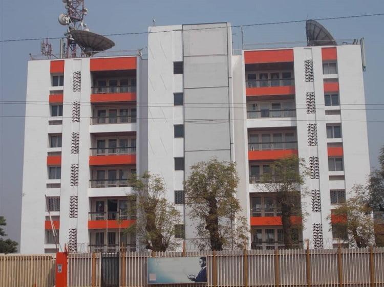 RCA: un incendie s'est déclaré à la direction générale de la société Orange Centrafrique