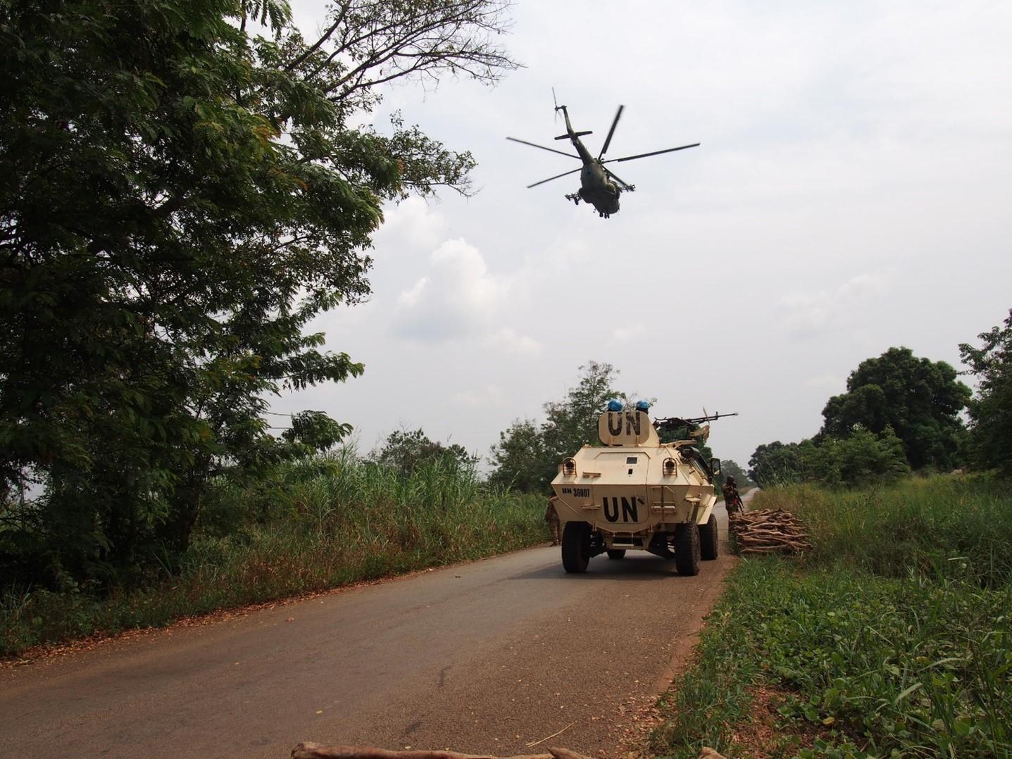 Centrafrique : L'ONU condamne fermement les violations des mercenaires russes