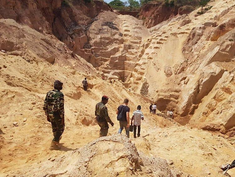 Mine d'or de Ndassima : Touadéra cherche un compromis avec la société canadienne Axmin
