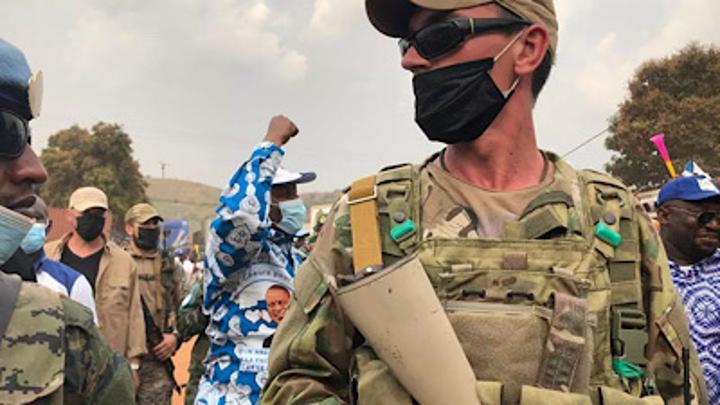 Campagne de dénigrement, Menaces, graves incident contre la communauté internationale, le chef de l'État Faustin Archange Touadera fait volte face