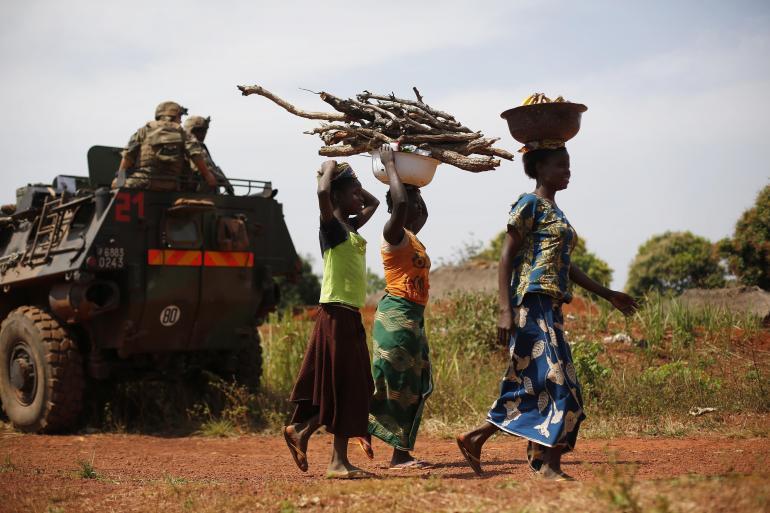 Centrafrique : un Français arrêté et accusé de