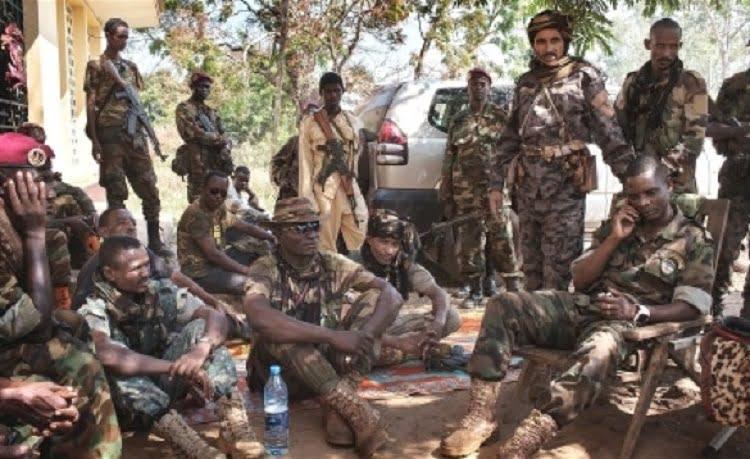 RCA: Bria, les habitants du village Aïgbado séquestrés et battus par les rebelles de la CPC