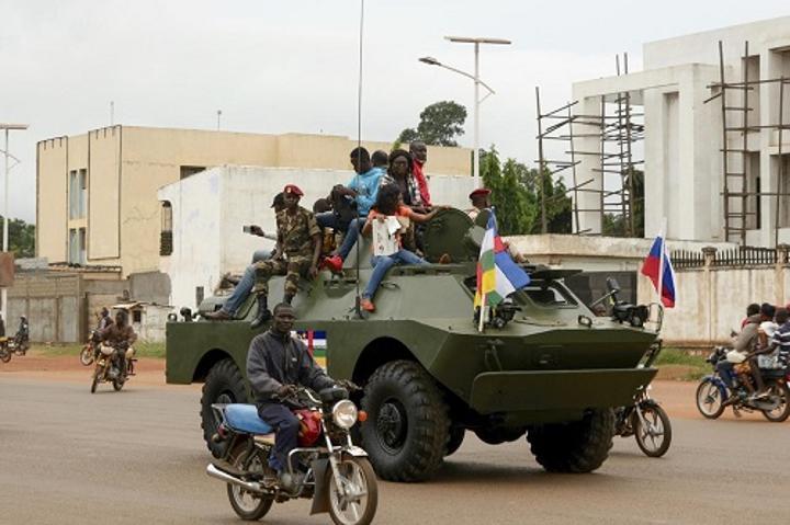 L'ONU bloque l'envoi de plus de 600 mercenaires de Wagner en République centrafricaine
