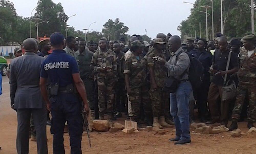 RCA: Intégration de près de 300 auxiliaires dans la police nationale