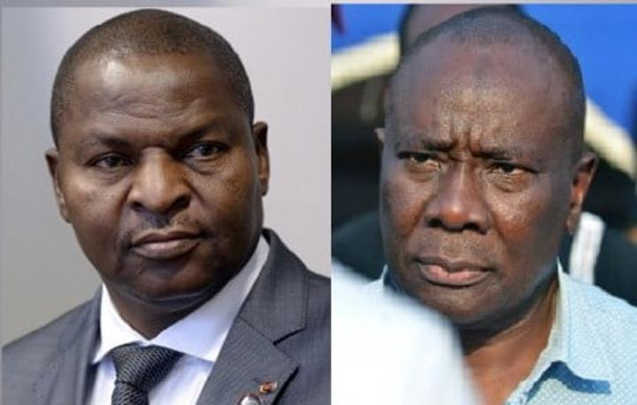 RCA: Abdoul Karim Meckassoua, député du troisième arrondissement, est visé par une procédure de destitution devant la cour constitutionnelle