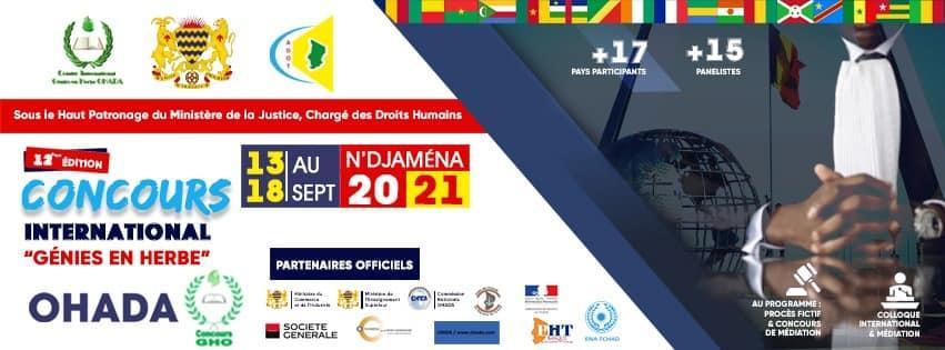 Concours génies en herbe Ohada : le Congo parmi les participants de la 12e édition