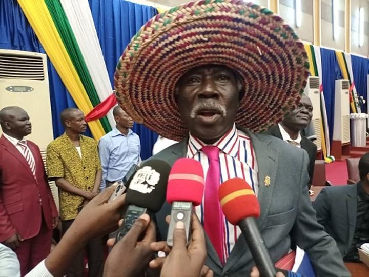 RCA: l'opposant Joseph Bendounga, Président du parti MDREC saisi à nouveau la cour constitutionnelle