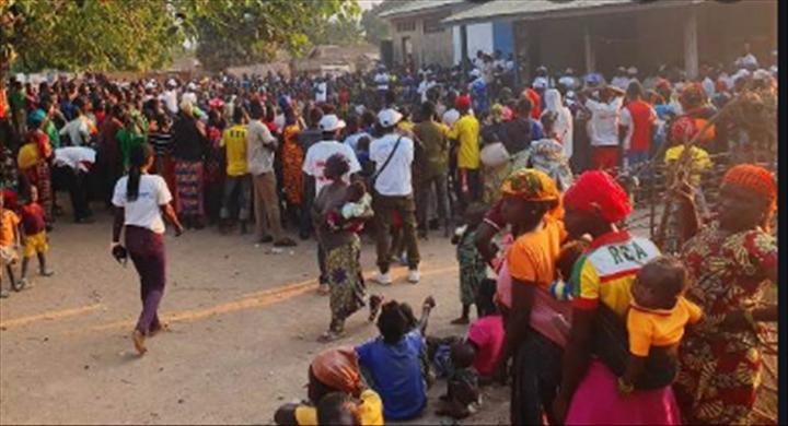 Centrafrique : La population de Nguia-Bouar et de Bandiba dénonce la complicité du contingent Bangladesch de la Minusca avec les rebelles de CPC