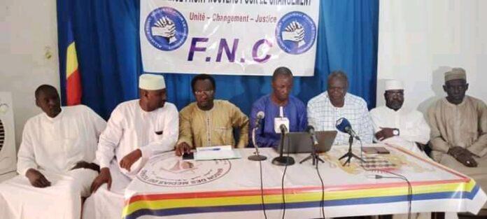 les partis membres du FNC excluent le parti de leur coordinateur, Yaya Dillo Djerou Betchi