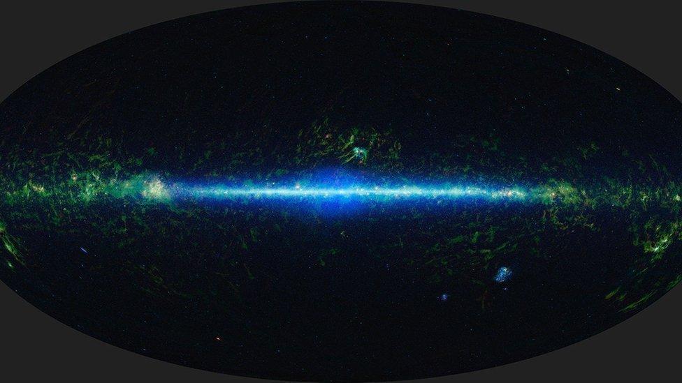 Science : 'l'étrange objet découvert dans notre galaxie, qui déconcerte astronomes et astrophysiciens'