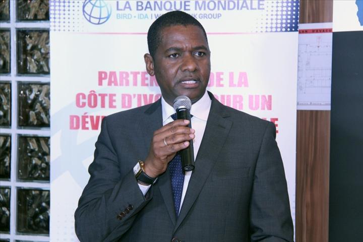 Le vice-président de la Banque mondiale pour l'Afrique de l'Ouest et Centre est attendu à Bangui