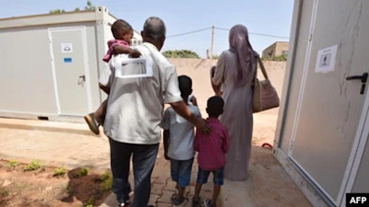 Les habitants d'Anzourou pris entre la faim et les attaques djihadistes