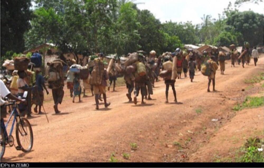 RCA: présence des éléments rebelles de l'UPC signalée dans la localité de Yalinga
