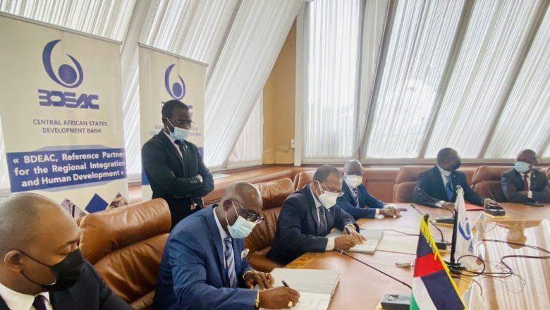 signature d'un accord de prêt de 15 milliards FCFA