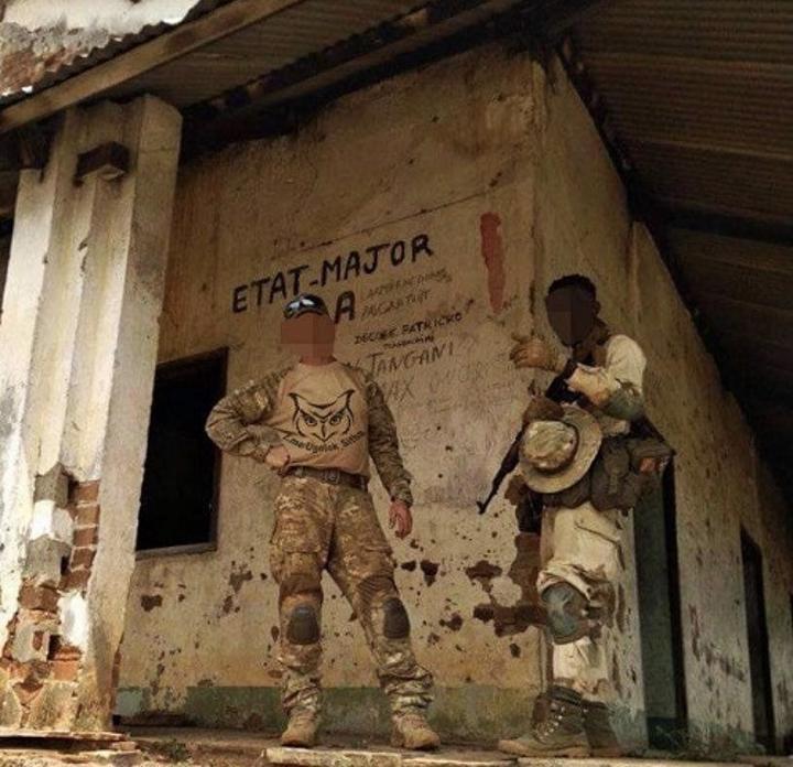 RCA: les mercenaires russes pris en flagrant délit de pause des mines dans la localité de Bocaranga