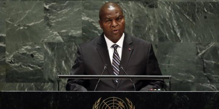 Centrafrique : de l'Angola à l'ONU, comment Touadéra va défendre son plan de sortie de crise