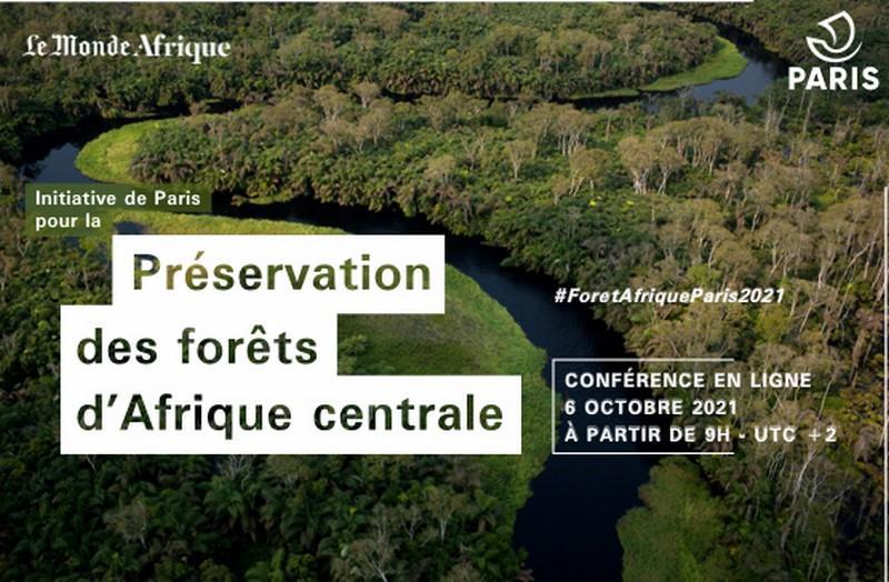 Afrique centrale: une conférence internationale à Paris sur la préservation des forêts