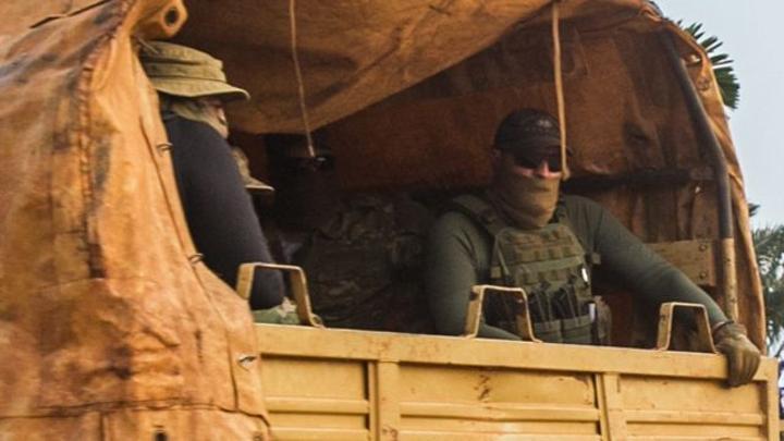 Guerre en République centrafricaine : zones interdites et ingérence russe