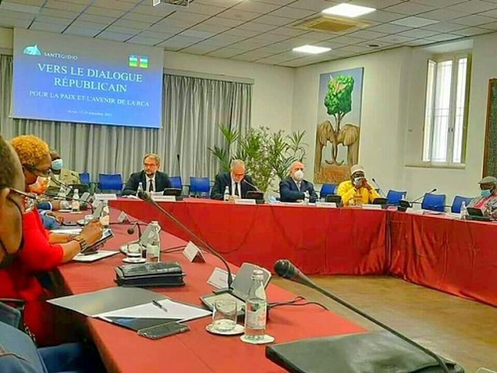 Dialogue républicain, les pourparlers engagés par la communauté catholique Sant'Egidio débutent ses travaux