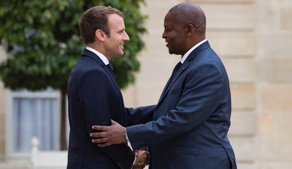 Comment Touadéra cherche à renouer avec Paris ( Affricaintelligent