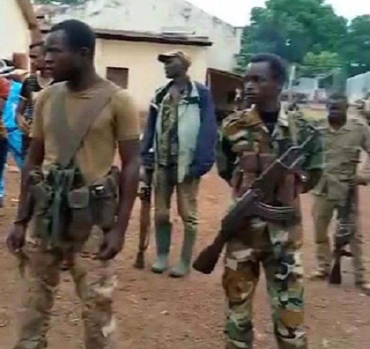 Centrafrique: 7 travailleurs humanitaires enlevés dans le nord-ouest par des hommes armés