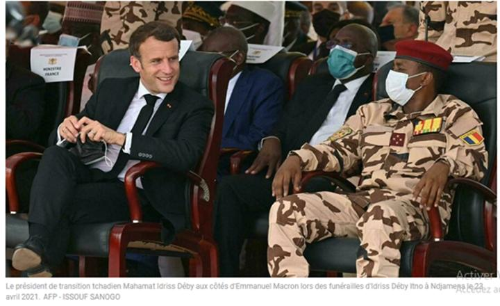 Relations Afrique-France: De la condescendance à la décadence (Cercle Biaka Boda)