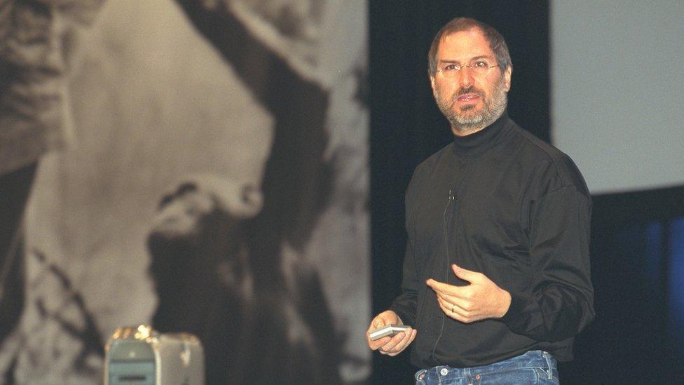 Steve Jobs : un homme entièrement à part et à part entière