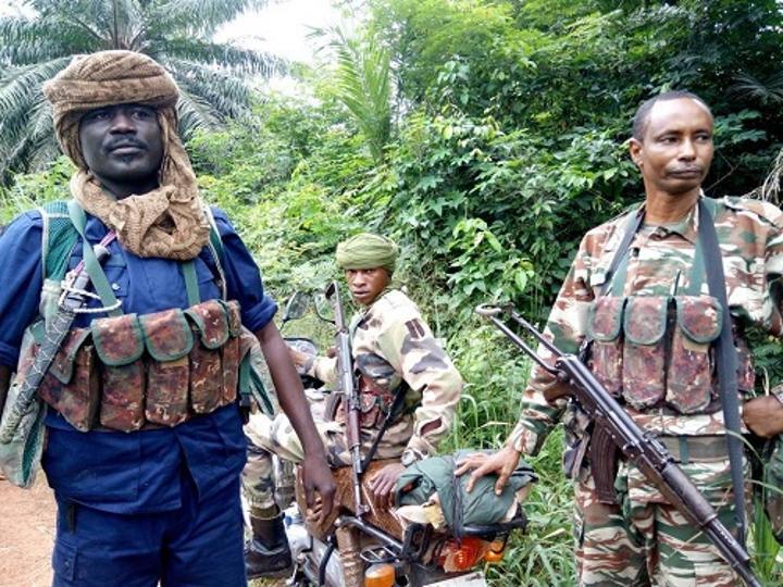 Attaque des rebelles en cours contre les positions des soldats FACA à Ngakobo, au centre de la République centrafricaine
