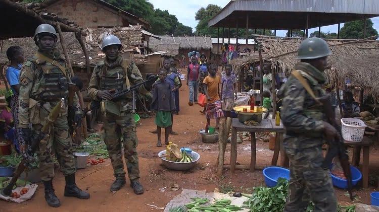Bangassou, inquiétude au sein de la population après une nuit d'affrontement vers la frontière côté RDC