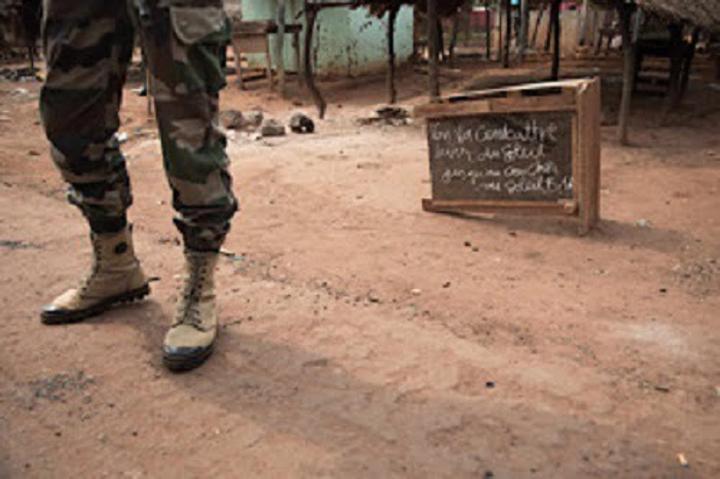 Bangui, 14 soldats FACA disparaissent dans la nature avec leurs armes de guerre