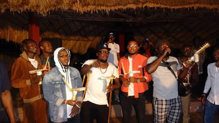 RCA: l'artiste «Beachman Handicapable» a enflammé la scène de l'alliance française de Bangui