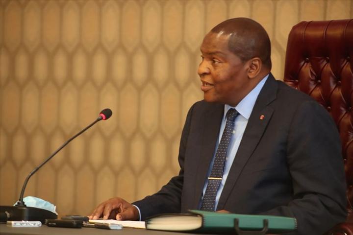 Le Président Touadera demande aux ministres de créer une synergie autour de la politique générale de la nation