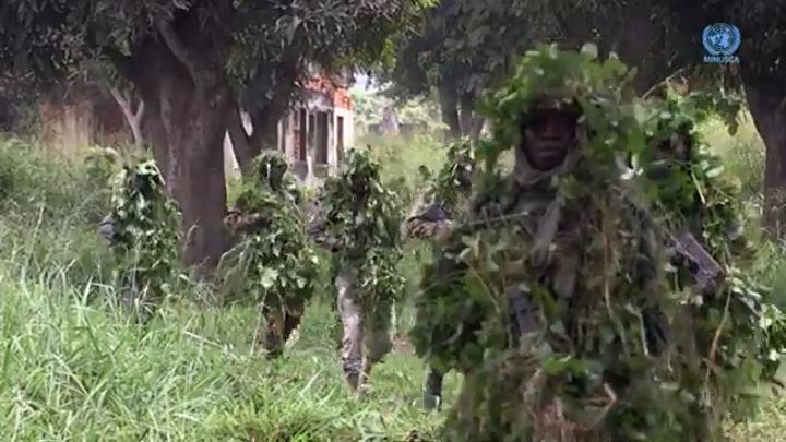RCA: violente attaque des positions des soldats FACA par les rebelles à Bria
